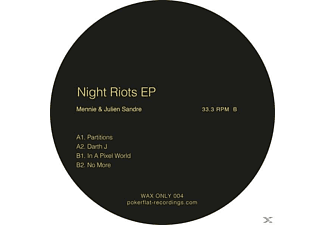 Julien Mennie/sandre - Night Riots EP (Vinyl-Only) - (Vinyl)