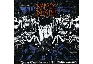 Napalm Death - From Enslavement To Obliteration - (CD)