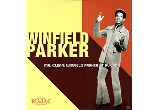 Winfield Parker - Mr.Clean:Winfield Parker At Ru-Jac - (Vinyl)