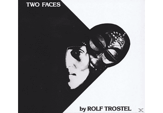Rolf Trostel - Two Faces - (Vinyl)