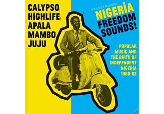 VARIOUS - Nigeria Freedom Sounds! (1960-1963) - (LP + Download)