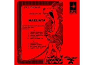 Marijata - Pat Thomas Introduces Marijata [Vinyl]