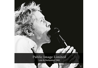 Public Image Ltd. - Live At Rockpalast 1983 - (Vinyl)