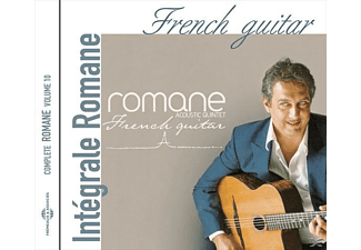 Romane - French Guitar-Intégrale Romane Vol.10 - (CD)
