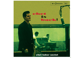 Chet Sextet Baker - Chet Is Back! [CD]