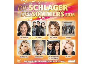 VARIOUS - Die Schlager des Sommers 2016 - (CD)