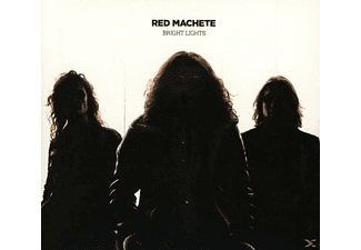 Red Machete - Bright Lights - (CD)