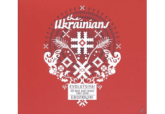 Ukrainians - Evolutsiya!-40 Best And Rarest 1991-2016 [CD]