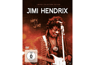 Jimi Hendrix - Hey Joe/The Music story [DVD]
