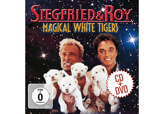 Siegfried & Roy - Magical White Tigers 2CD+DVD [CD + DVD]
