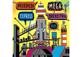 Andromeda Mega Express Orchestra - Take Off - (CD)