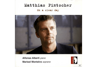 Marisol Montalvo, Alfonso Alberti - On A Clear Day [CD]