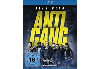 Antigang [Blu-ray]
