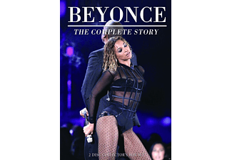 Beyonce - The Complete Story - (DVD + CD)
