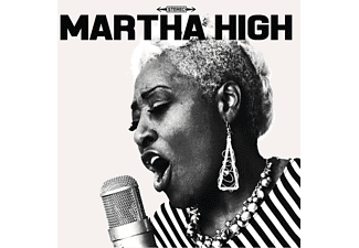 Martha High - Singing For The Good Times - (Vinyl)