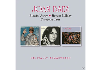 Joan Baez - Blowin Away/Honest Lullaby/European Tour - (CD)