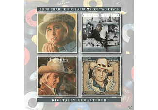 Charlie Rich - Every Time You Touch Me/Silver Linings/Take Me Rol - (CD)