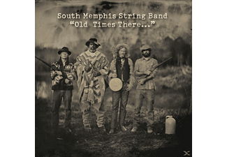 South Memphis String Band - Old Times There - (CD)