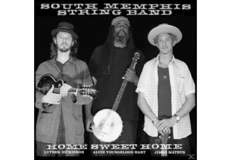 South Memphis String Band - Home Sweet Home - (CD)