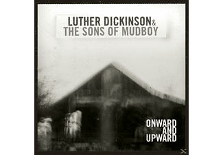 Luther Dickinson & The Sons of Mudboy - Onward And Upward - (CD)