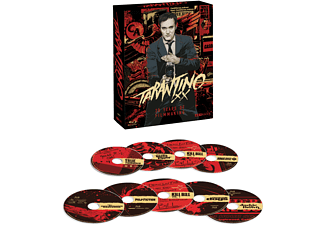 Tarantino-Box [Blu-ray]