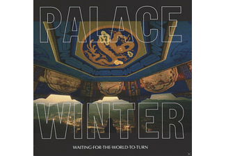 Palace Winter - Waiting For the World to Turn (CD)