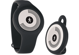 WITHINGS Go, Sportuhr, Schwarz