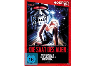 Die Saat des Alien - Horror Line, Vol. 5 [DVD]