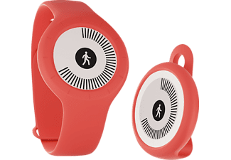 WITHINGS Go, Sportuhr, Rot