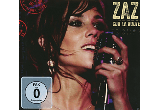 Zaz - Sur la route (CD + DVD)