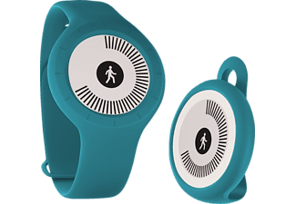 WITHINGS Go, Sportuhr, Blau