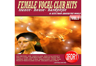 - FEMALE VOCAL CLUB HITS - ()