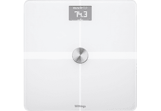 WITHINGS Body WBS05, Personenwaage, Weiß