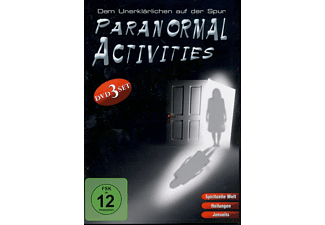 Paranormal Activities - Spirituelle Welt, Heilungen, Jenseits - (DVD)