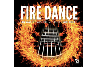 Ian Watt - Fire Dance [CD]