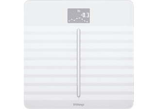 WITHINGS WBS 04 Body Cardio, Personenwaage, Universal, Universal, Weiß