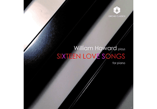 William Howard - Sixteen Love Songs - (CD)