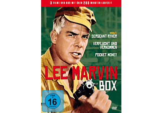 Sergeant Ryker, Verflucht und verkommen, Pocket Money)Lee Marvin Box ( [DVD]