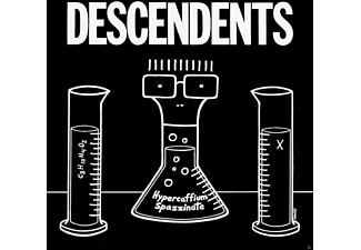 Descendents - Hypercaffium Spazzinate-Limited Deluxe Edition - (CD)