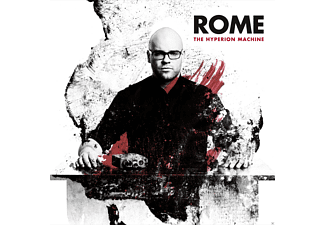 Rome - The Hyperion Machine - (CD)