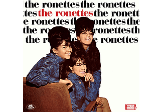 The Ronettes - The Ronettes Featuring Veronica - Reissue (Vinyl LP (nagylemez))