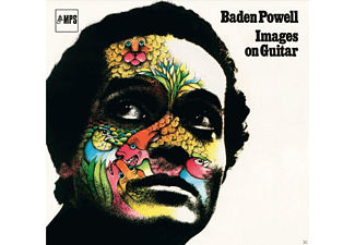 Baden Powell - Images On Guitar - (CD)