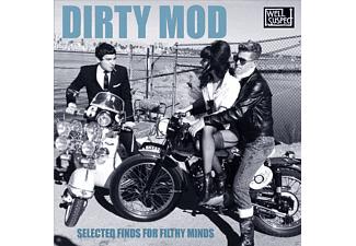 VARIOUS - Dirty Mod - (Vinyl)