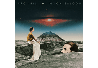 Arc Iris - Moon Saloon (LP+MP3) [LP + Download]