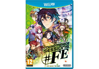 Tokyo Mirage Sessions | Wii U