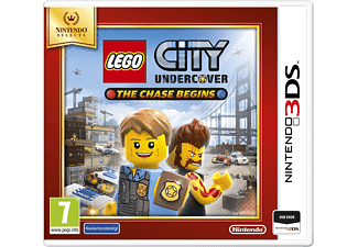 Lego City Undercover - The Chase Begins | 3DS