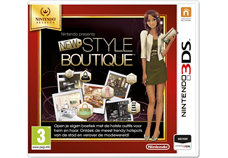 New Style Boutique | 3DS