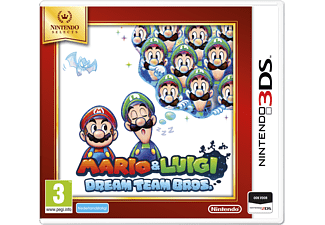 Mario & Luigi - Dream Team Bros | 3DS