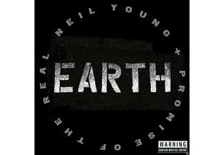 Neil Young, Promise Of The Real - Earth - (CD)
