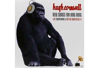 Hugh Cornwell - New Songs For King Kong - (Vinyl)